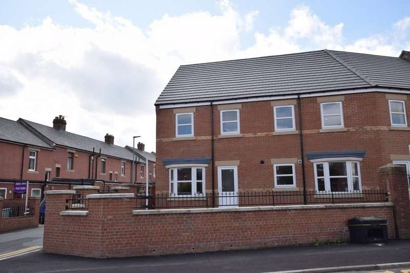 2 Bedrooms End Of Terrace House for rent in Horsley Close, Craghead, Stanley
