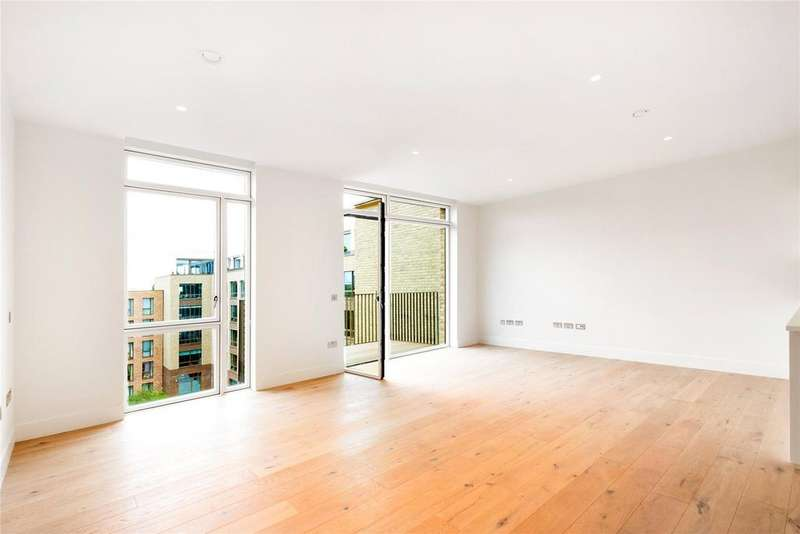 2 Bedrooms Flat for sale in Nautilus House, 14 West Row, London, W10