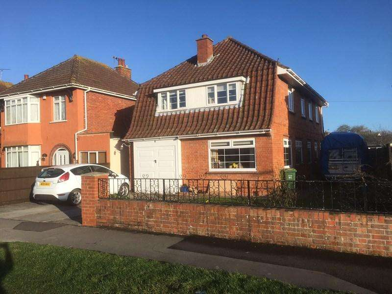 3 Bedrooms Detached House for sale in St. Marys Road, Burnham-On-Sea