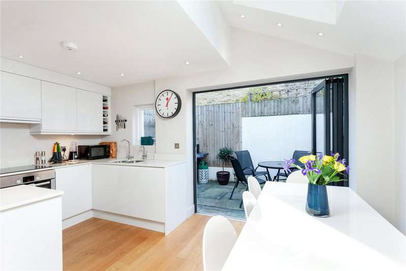 3 Bedrooms Terraced House for sale in Orbain Road, Munster Village, Fulham, London, SW6