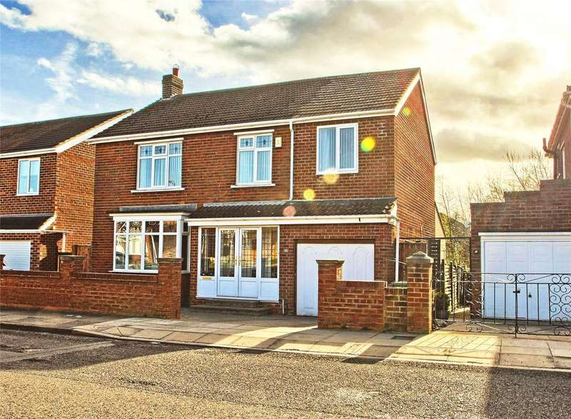 4 Bedrooms Detached House for sale in Lealholme Grove, Fairfield