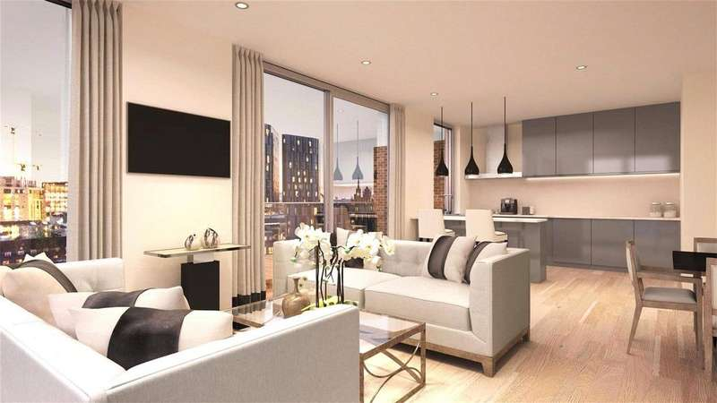 3 Bedrooms Penthouse Flat for sale in Kings Cross Quarter, 130-154 Pentonville Road, London, N1