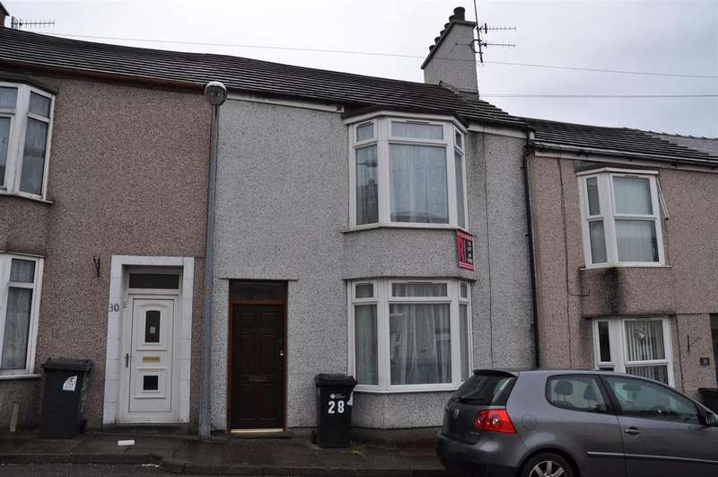 3 Bedrooms House for rent in Henry Street, Holyhead