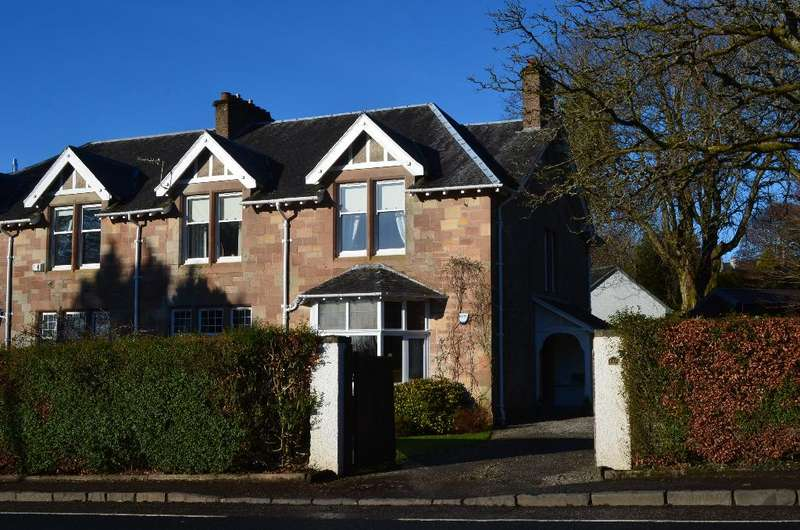 6 Bedrooms Semi-detached Villa House for sale in Sinclair Street, Helensburgh, Argyll Bute, G84 9AT