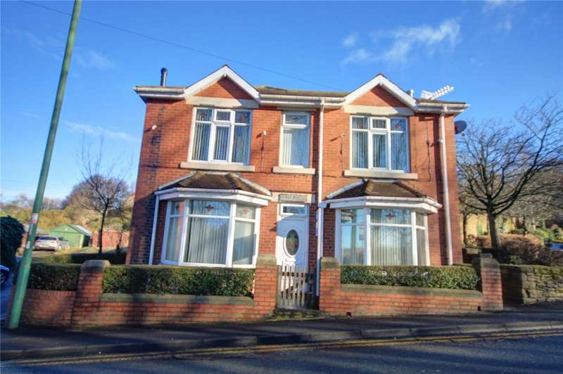 3 Bedrooms Detached House for sale in Sunny Terrace, Stanley, County Durham, DH9