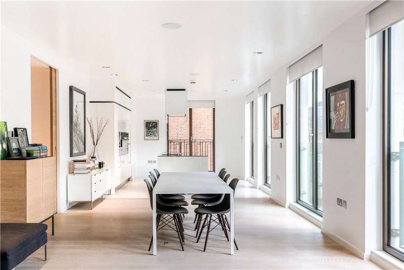 3 Bedrooms Flat for sale in Mayfair Chambers, 15 Grosvenor Hill, London, W1K