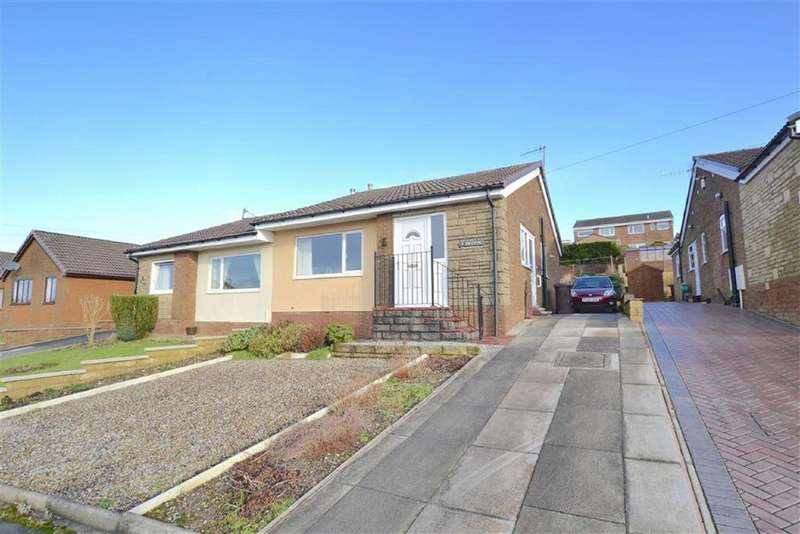 2 Bedrooms Semi Detached Bungalow for sale in Richmond Avenue, Burnley, Lancashire