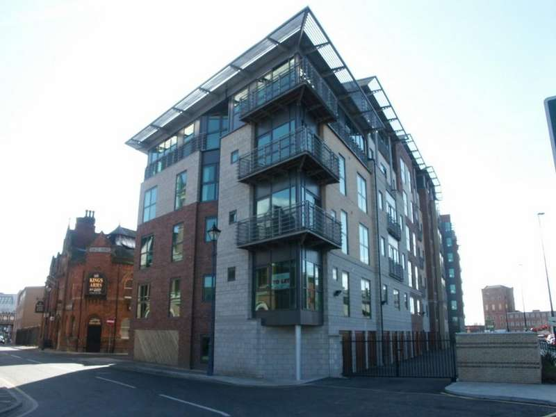 1 Bedroom Apartment Flat for sale in City Point 2, Chapel Street