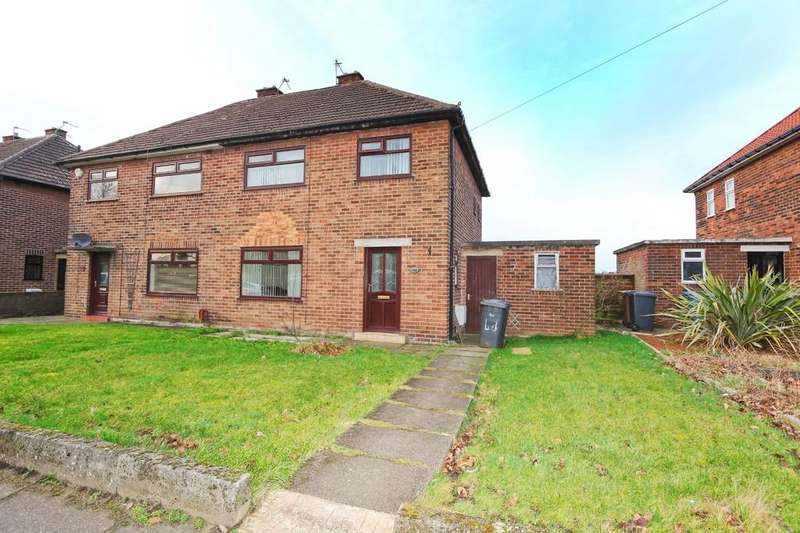 3 Bedrooms Semi Detached House for sale in 48 Dudley Road, Cadishead