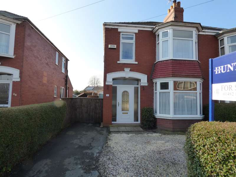 3 Bedrooms Semi Detached House for sale in Mill Lane, Beverley, HU17 9DH