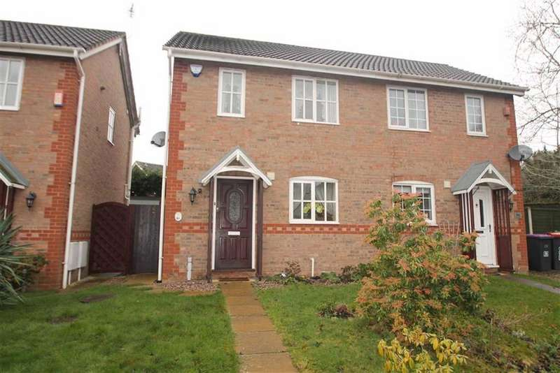 2 Bedrooms Semi Detached House for sale in Magpie Way, Telford