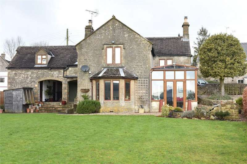 5 Bedrooms Detached House for sale in Brownshill, Stroud, Gloucestershire, GL6