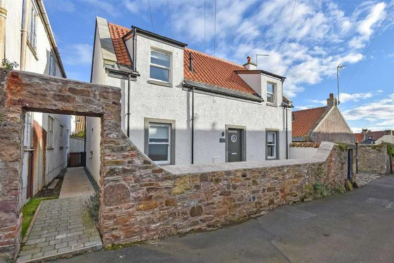 2 Bedrooms Detached House for sale in St Clairs Wynd, Crail