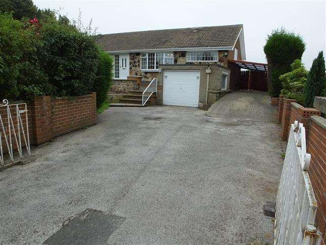 4 Bedrooms Detached House for sale in Reneville Close, Moorgate, Rotherham, S60 2AT