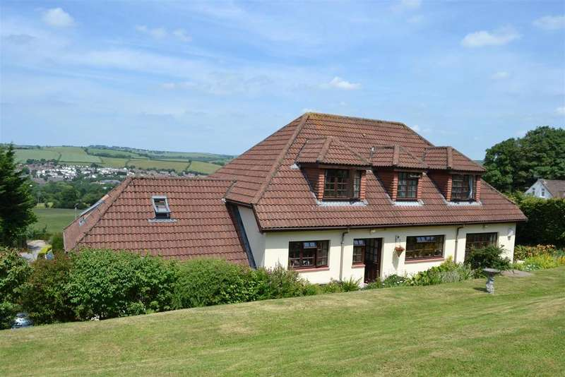 4 Bedrooms Detached House for sale in Landkey Road, Barnstaple