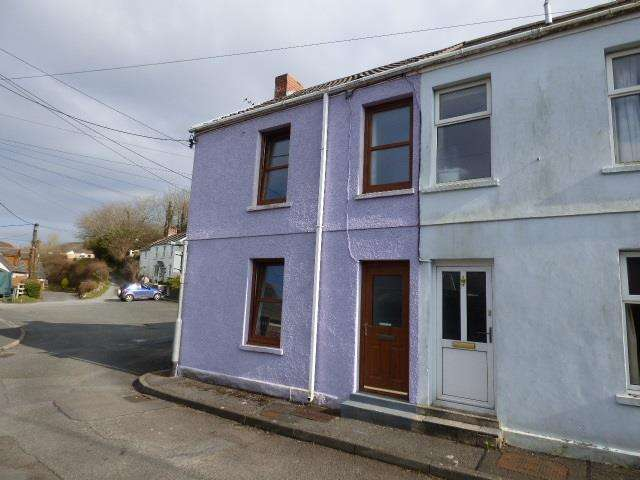 2 Bedrooms Semi Detached House for sale in Ferryside