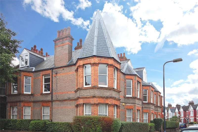3 Bedrooms Apartment Flat for sale in Osborne Mansions, 88 Chapter Road, London, NW2