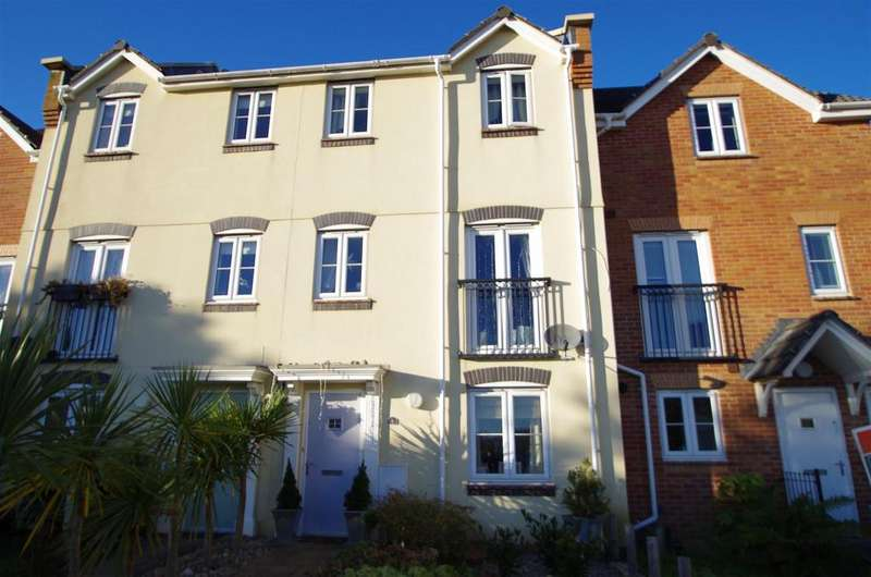 3 Bedrooms Terraced House for sale in Cutterburrow Lane, Braunton