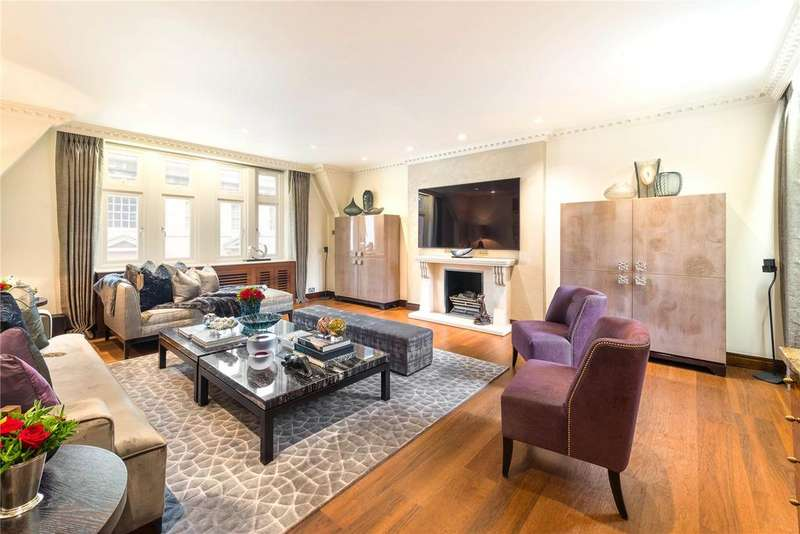 2 Bedrooms Flat for sale in Herbert Crescent, Knightsbridge,, London, SW1X