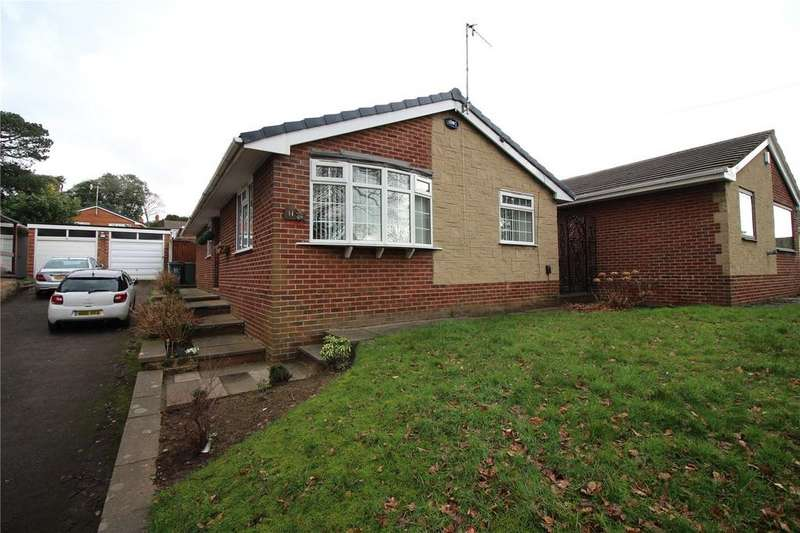 3 Bedrooms Detached Bungalow for sale in Wethersfield Road, Prenton, Merseyside, CH43