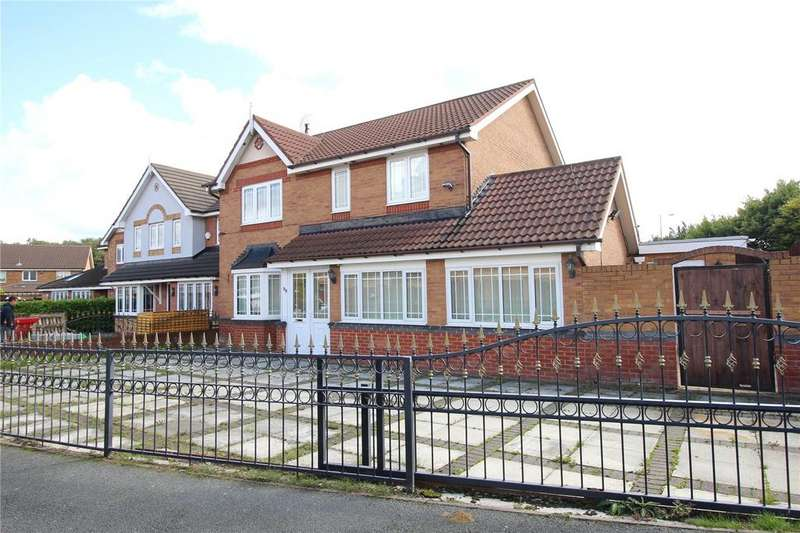4 Bedrooms Detached House for sale in Countess Park, Liverpool, Merseyside, L11