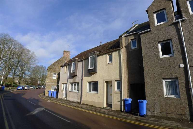 2 Bedrooms Terraced House for sale in Burnside North, Cupar, Fife