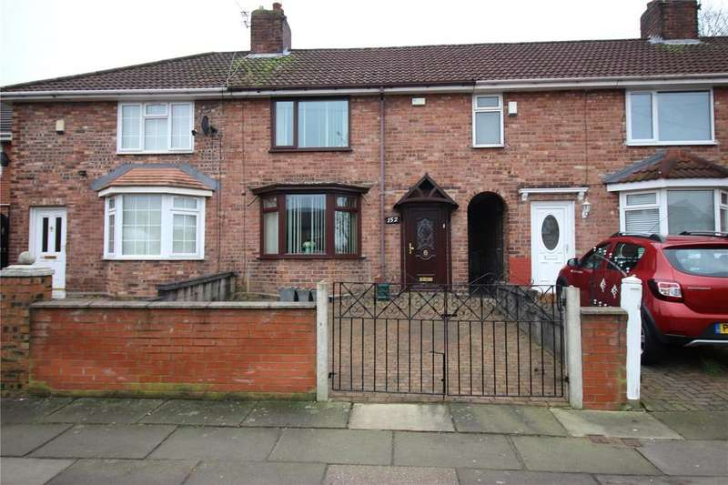 3 Bedrooms Terraced House for sale in Dwerryhouse Lane, Liverpool, Merseyside, L11