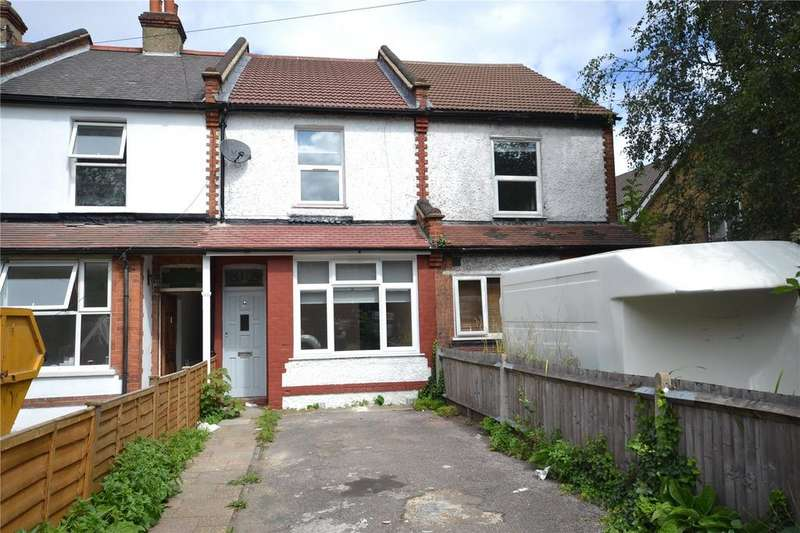 3 Bedrooms Terraced House for sale in Church Road, Mitcham, CR4