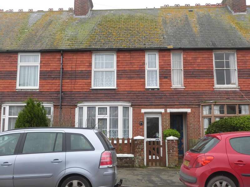 2 Bedrooms Terraced House for sale in Church Road, Selsey