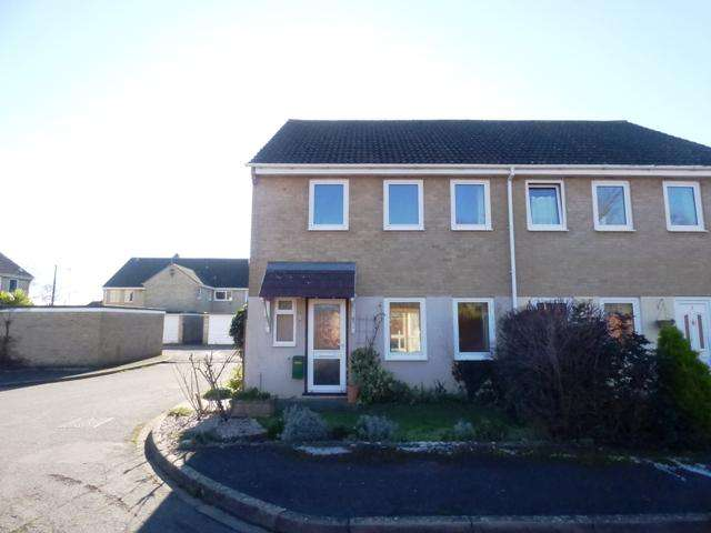 3 Bedrooms Semi Detached House for sale in ANDOVER SP10