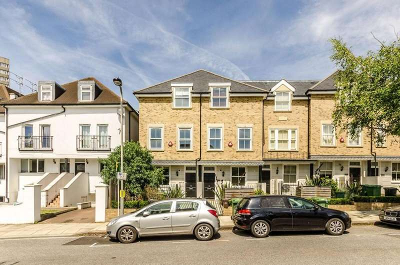 5 Bedrooms Semi Detached House for sale in Kingscroft Road, West Hampstead