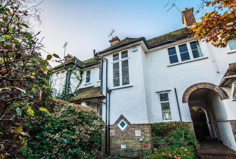 3 Bedrooms Terraced House for sale in Creswick Walk, Hampstead Garden Suburb