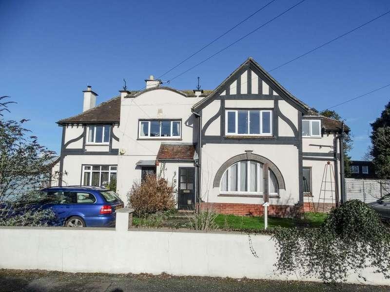 2 Bedrooms Flat for sale in Nelson Road, Bognor Regis