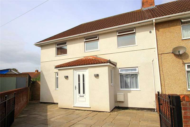 3 Bedrooms Semi Detached House for sale in Marigold Walk, Ashton, Bristol, BS3