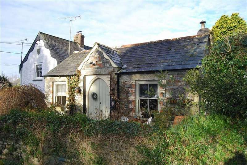 1 Bedroom Semi Detached House for sale in Michaelstow, Bodmin, Cornwall, PL30
