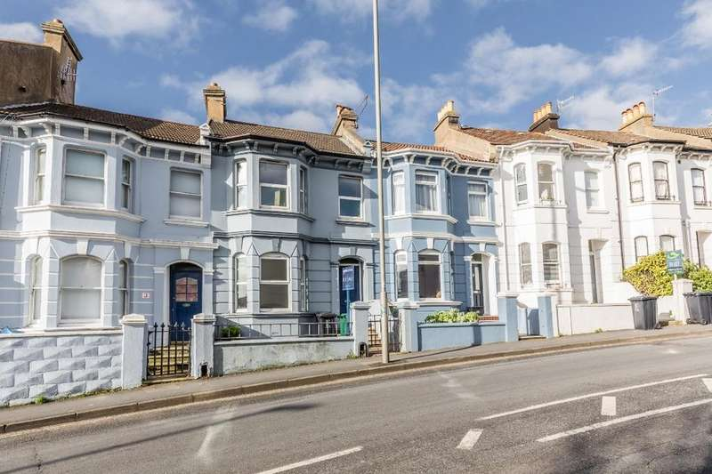 3 Bedrooms Terraced House for sale in Queens Park Road Brighton East Sussex BN2