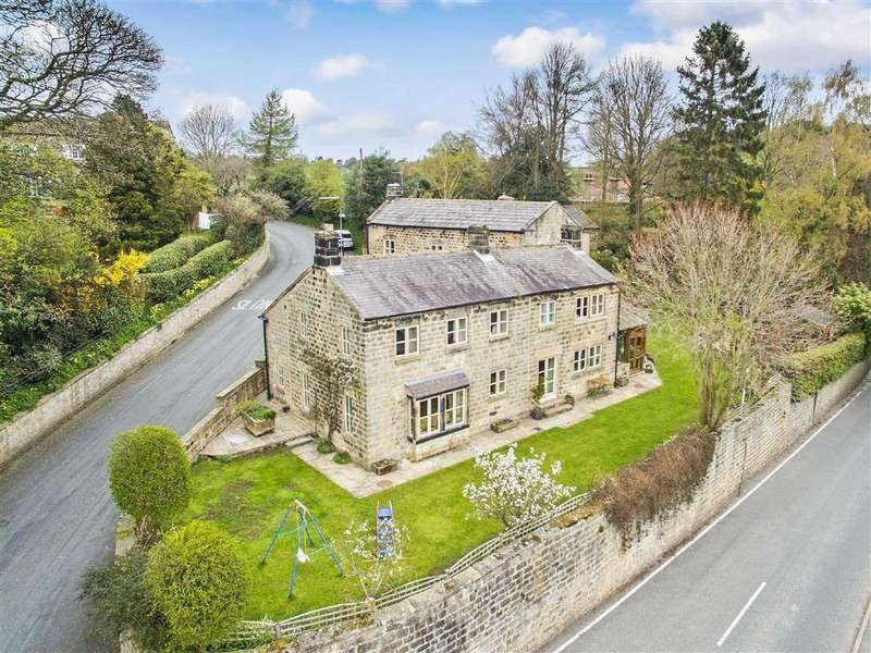 5 Bedrooms Detached House for sale in Spring Lane, Pannal, North Yorkshire