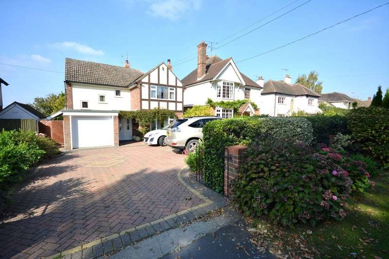 3 Bedrooms Detached House for sale in Broad Road, Braintree, CM7