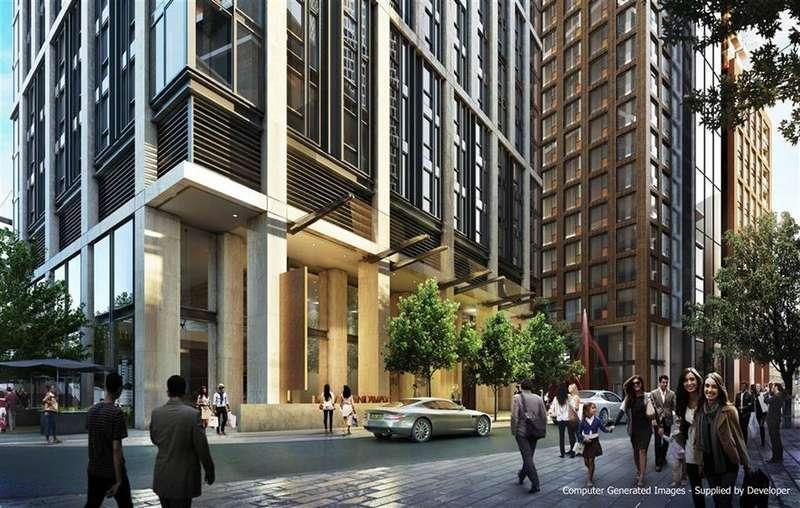3 Bedrooms Flat for sale in Aykon London One, Riverside, Nine Elms, London, SW8