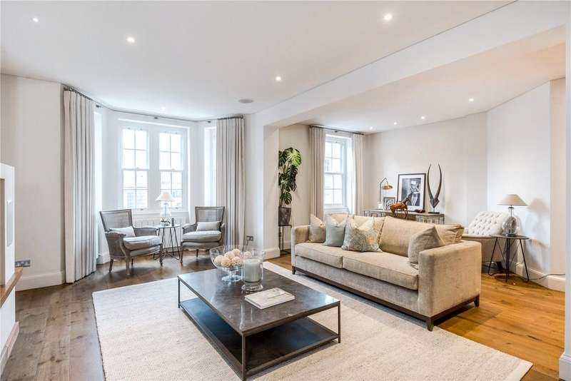 3 Bedrooms Flat for sale in Nottingham Street, London