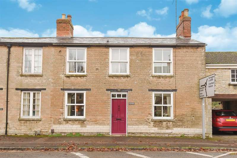 3 Bedrooms Cottage House for sale in 4 Broad Street, Bampton