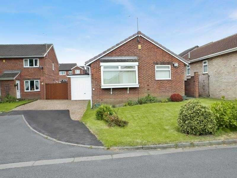 2 Bedrooms Detached Bungalow for sale in Sandy Acres Close, Waterthorpe, Sheffield, S20 7LT