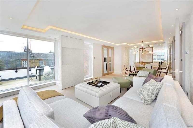 3 Bedrooms Flat for sale in Ebury Street, Belgravia, Belgravia, London, SW1W