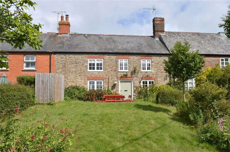 3 Bedrooms Terraced House for sale in The Paddocks, Litton Cheney, Dorchester, Dorset