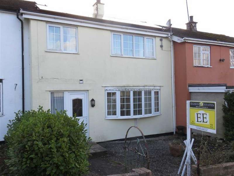 3 Bedrooms Terraced House for sale in Nant Y Felin, Pentraeth, Anglesey