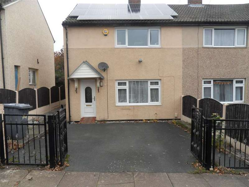 2 Bedrooms Semi Detached House for sale in Smithy Parade, Dewsbury, West Yorkshire, WF12
