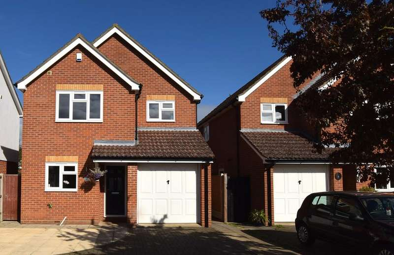 4 Bedrooms Detached House for sale in The Brambles, Braintree