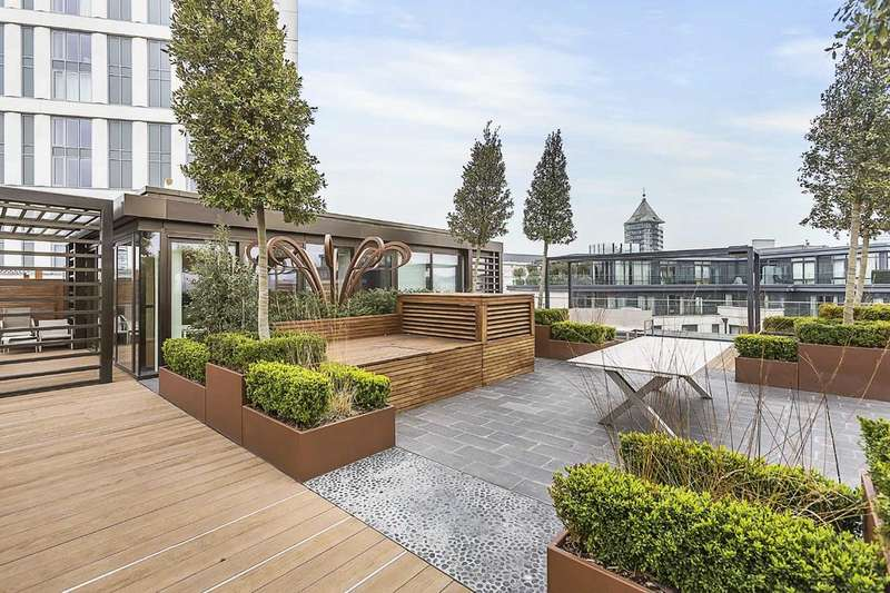 5 Bedrooms Apartment Flat for sale in Countess House, Chelsea Creek, Fulham, London, SW6