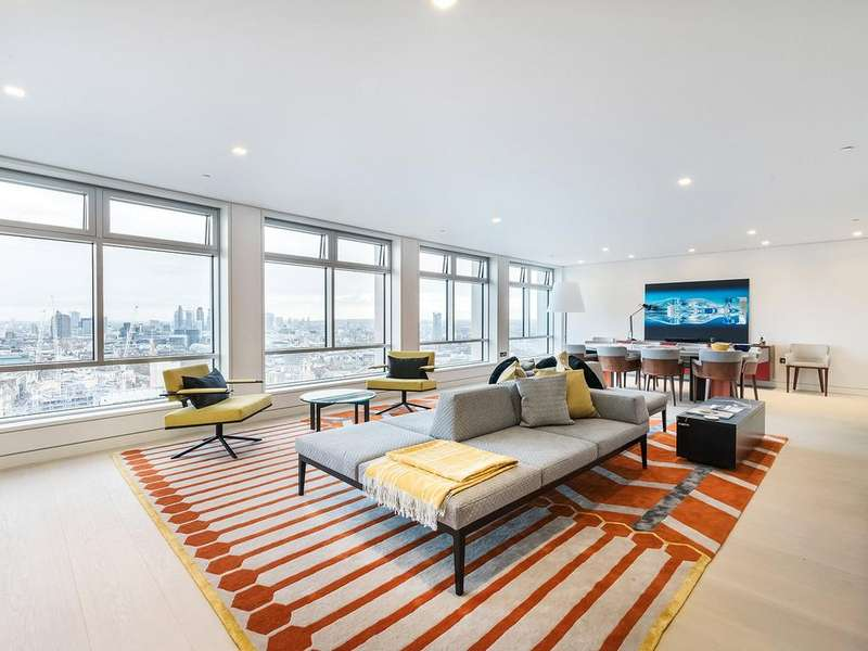 3 Bedrooms Apartment Flat for rent in Centre Point Residences, 103 New Oxford Street, WC1A