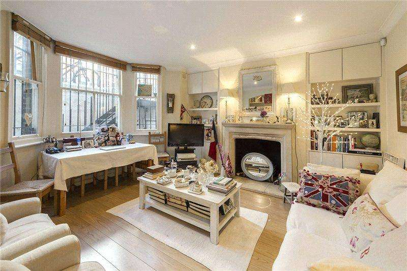 1 Bedroom Apartment Flat for sale in Uverdale Road, London, SW10
